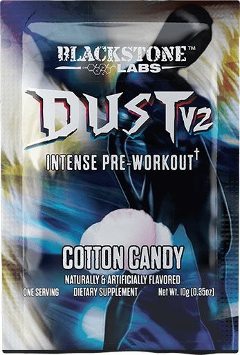 Dust V2 Pre Workout - Cotton Candy - Sample