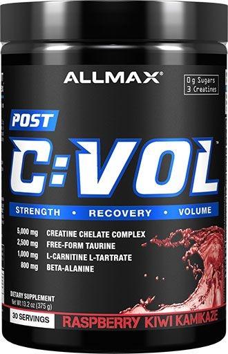 C-VOL, Cremagnavol, By AllMax Nutrition, Raspberry Kiwi Kamikaze, 30 Servings,
