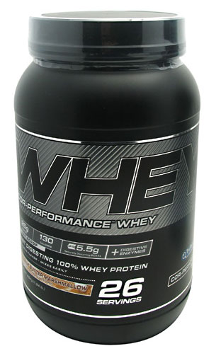 COR-Performance Whey By Cellucor, Peanut Butter Marshmallow 2lb