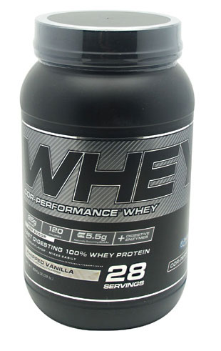 COR-Performance Whey By Cellucor, Whipped Vanilla 2lb