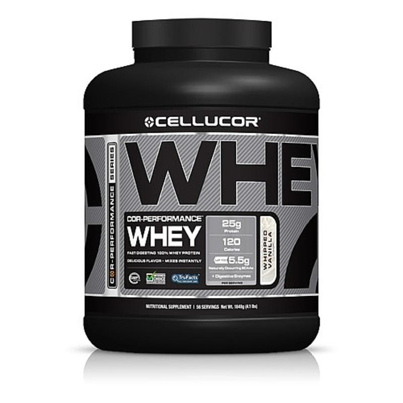 COR-Performance Whey By Cellucor, Whipped Vanilla 5lb
