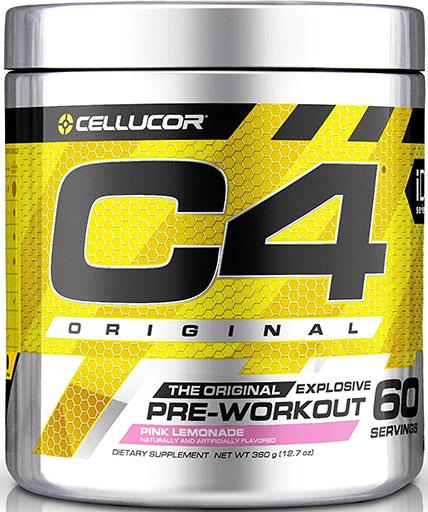 C4 - Pink Lemonade - 60 Servings