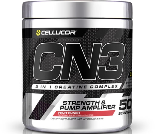 CN3, By Cellucor, Fruit Punch, 50 Servings,