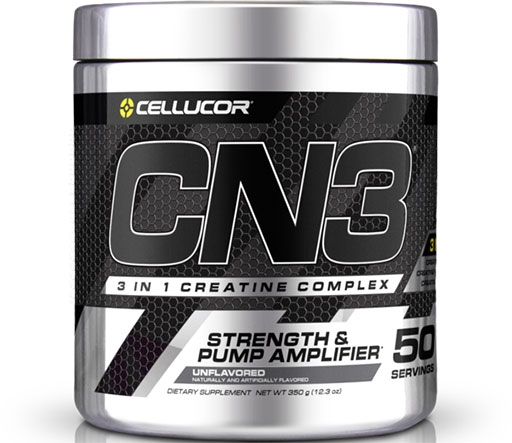 CN3, By Cellucor, Unflavored, 50 Servings,