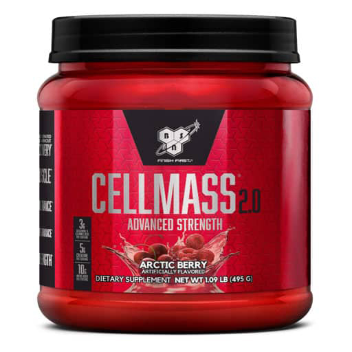 Cellmass 2.0 By BSN - Arctic Berry - 25 Servings