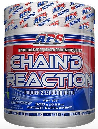 Chain'd Reaction - Blue Raspberry - 300 Grams