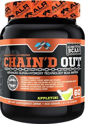 Chain'd Out, By ALRI, Appletini, 60 Servings,