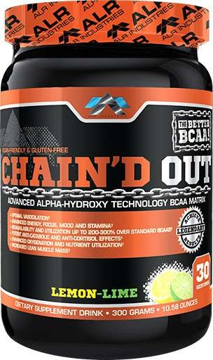 Chain'D Out By ALRI, Lemon Lime, 30 Servings