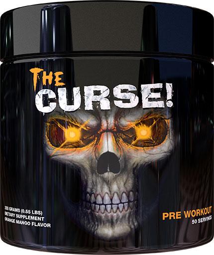 The Curse Pre Workout - Orange Mango - 250 Grams