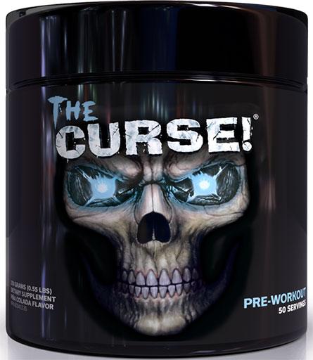 The Curse Pre Workout - Pina Colada - 250 Grams