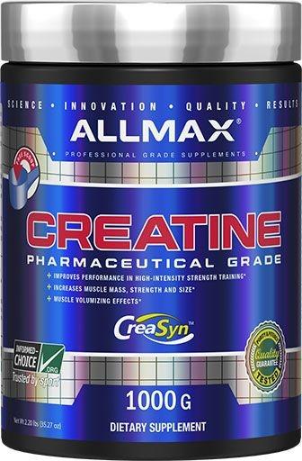 Creatine Monohydrate By Allmax Nutrition, 1000 Grams