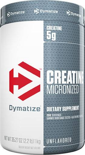 Creatine By Dymatize Nutrition, 1000 Grams