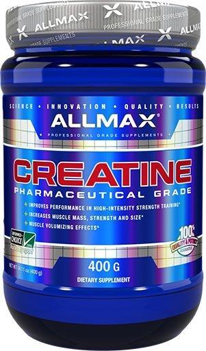 Creatine Monohydrate By Allmax Nutrition, 400 Grams