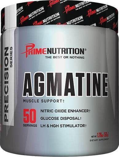 Agmatine By Prime Nutrition, Unflavored, 50 Servings