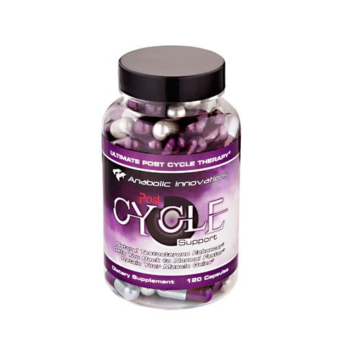 AI Sports Nutrition Post Cycle Support 120 Caps Testosterone Enh