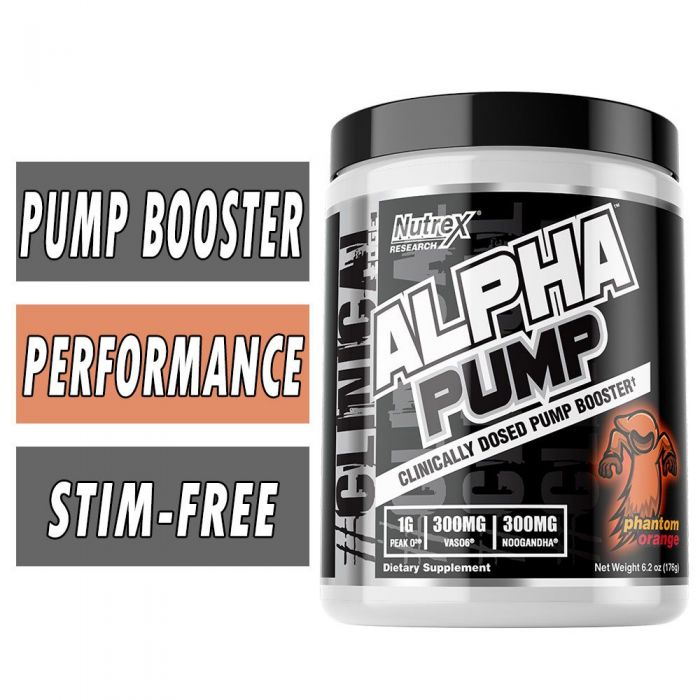 Alpha Pump By Nutrex
