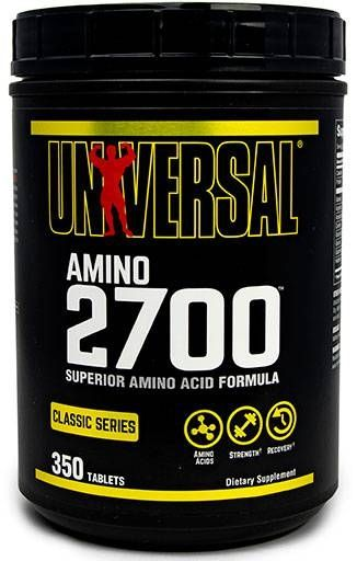 Amino 2700 By Universal Nutrition