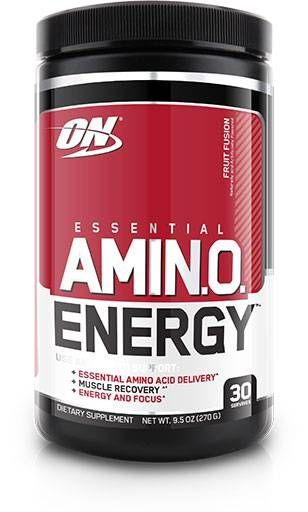 ON Essential Amino Energy, Fruit Fusion, 30 Servings