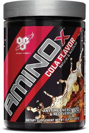 Amino X By BSN, Cola, 20 Servings