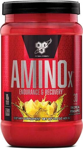 Amino X By BSN, Tropical Pineapple, 30 Servings