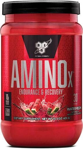 Amino X by BSN, Watermelon, 30 Servings