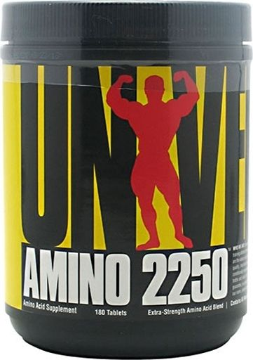 Amino 2250 By Universal Nutrition, 180 Tabs