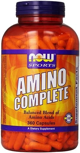 NOW Sports, Amino Complete, 360 Caps