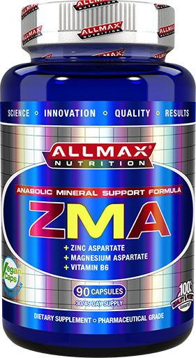 ZMA By Allmax Nutrition, 90 Caps Image