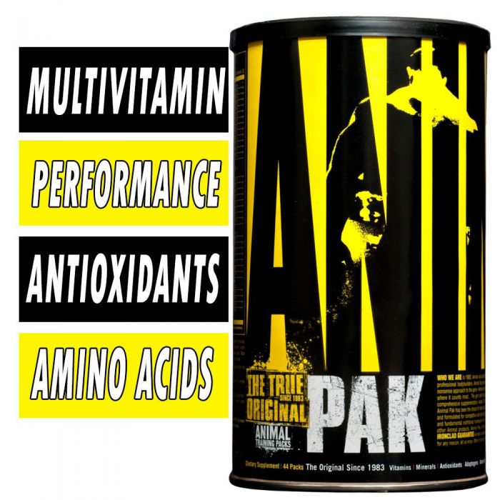 Animal Pak by Universal Nutrition, 44 Packs
