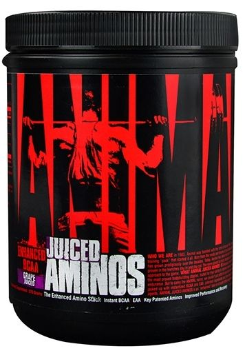 Animal Juiced Aminos By Universal Nutrition, Grape Juiced, 30 Servings