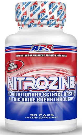 Nitrozine By APS Nutrition, 90 Caps