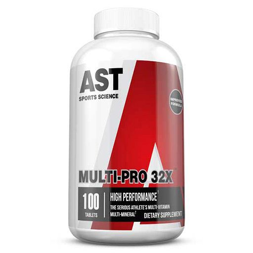 Multi Pro 32x By AST Sports Science, 100 Caps