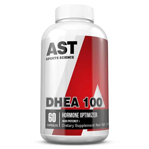 AST Sports Science DHEA 100mg, 60 Caps