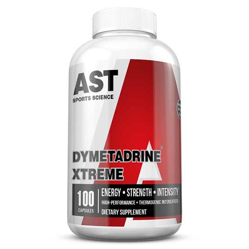 AST Sports Science Dymetadrine Xtreme 100 caps