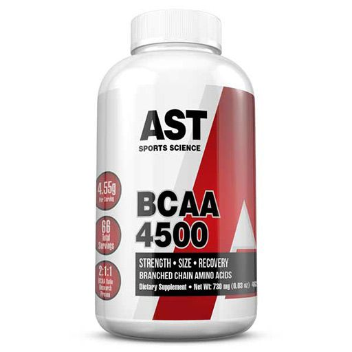AST Sports Science BCAA 462 Caps BCAA