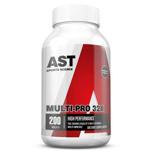 Multi Pro 32x By AST Sports Science, 200 Caps