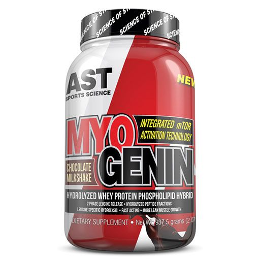 Myogenin Protein By AST Sports Science, Chocolate, 2lb