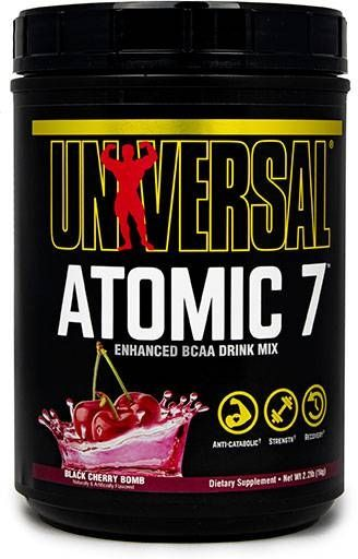 Atomic 7 By Universal Nutrition, BCAA