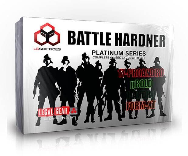 Battle Hardener Kit by LG Sciences