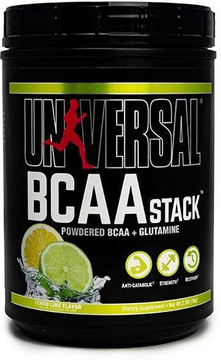 BCAA Stack By Universal Nutrition