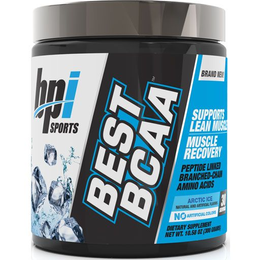 BPI Best BCAA - Artic Ice - 30 Servings