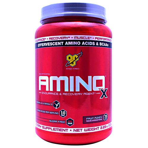 BSN Amino X Fruit Punch 70 Servings