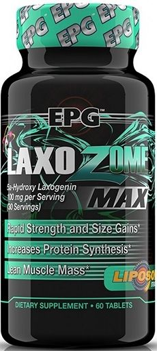 Laxozome Max By EPG, 60 Tabs