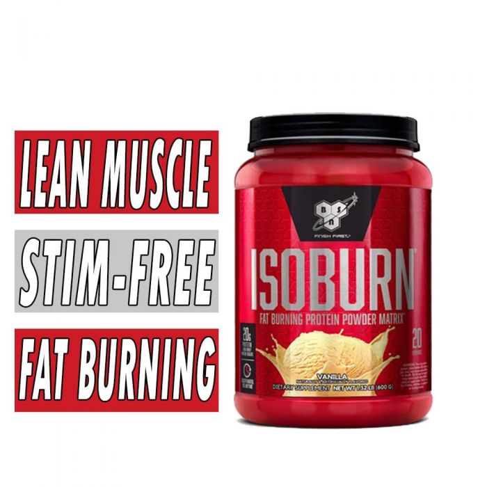 IsoBurn Protein By BSN