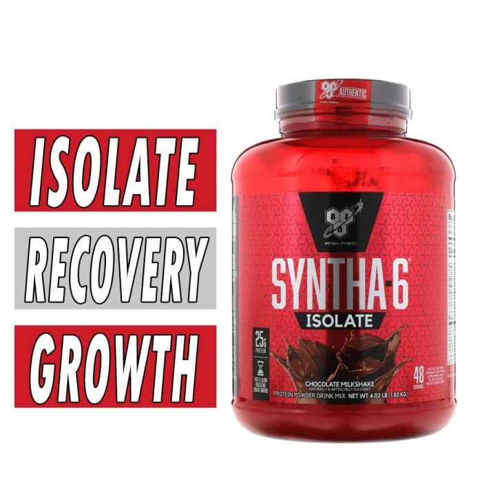 Syntha-6 Isolate Protein By BSN