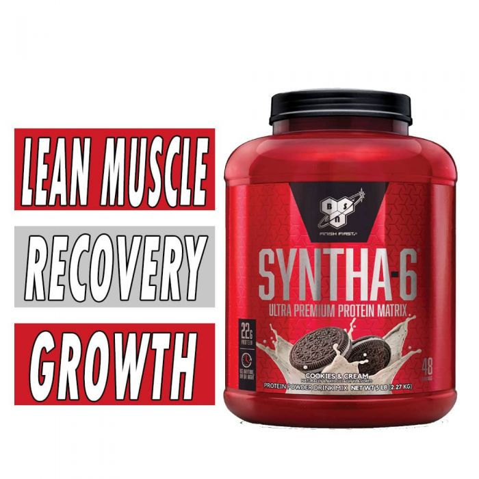 Syntha-6 Protein By BSN