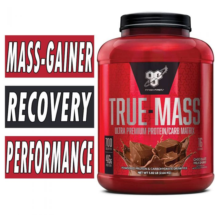 True Mass By BSN