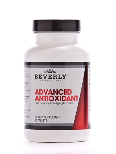 Beverly International Advanced Antioxidant Compound 60 Tablets