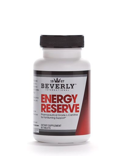 Beverly International Energy Reserve 60 Tablets