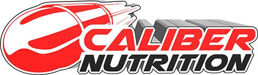 Caliber Nutrition Logo Sticker